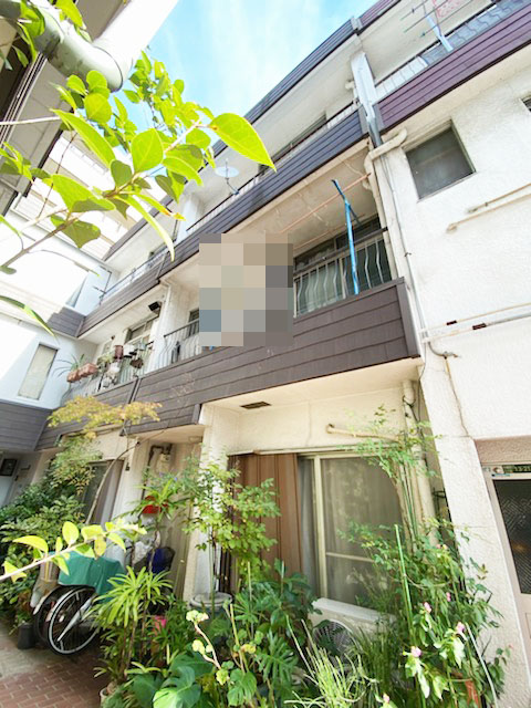 大阪市城東区今福西2丁目 中古テラスハウスの写真